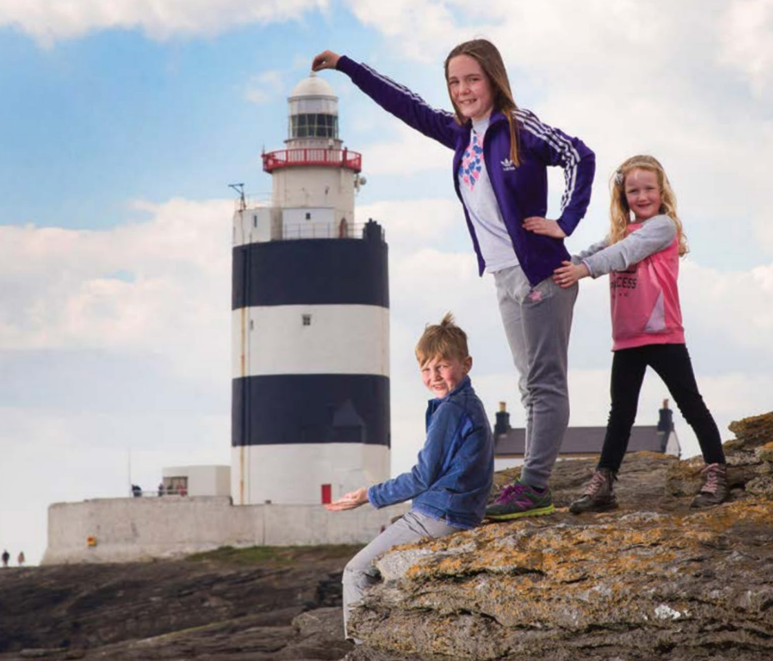 Hook Lighthouse   Things to do in Wexford with kids