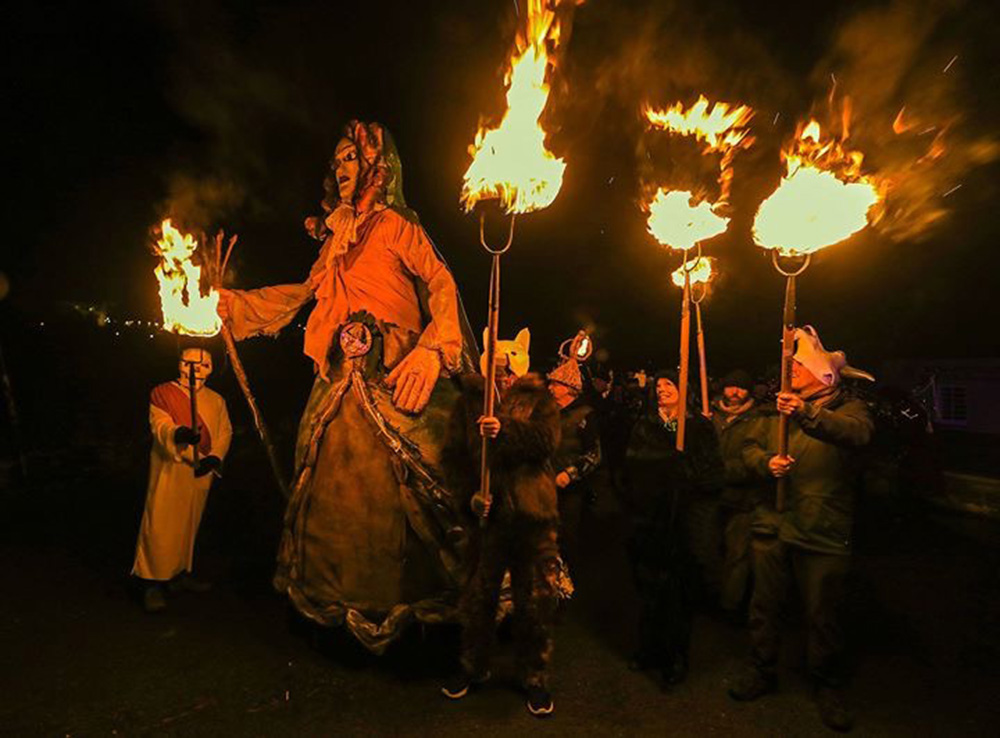 Biddy's Day Fire Procession   Things to do in Kerry with kids   YourDaysOut