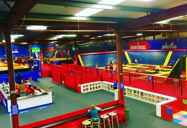 Things to do in County Dublin Dublin, Ireland - Jump Zone | Sandyford - Zones - YourDaysOut - Photo 2