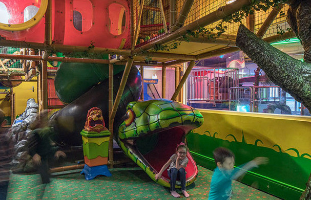 Things to do in County Meath, Ireland - Funtasia Bettystown - Jungle Play Area - YourDaysOut - Photo 2