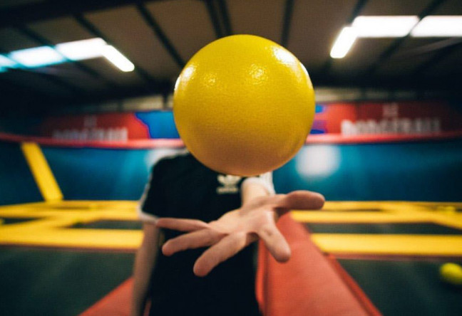 Things to do in County Dublin Dublin, Ireland - Jump Zone | Sandyford - Dodgeball - YourDaysOut - Photo 4