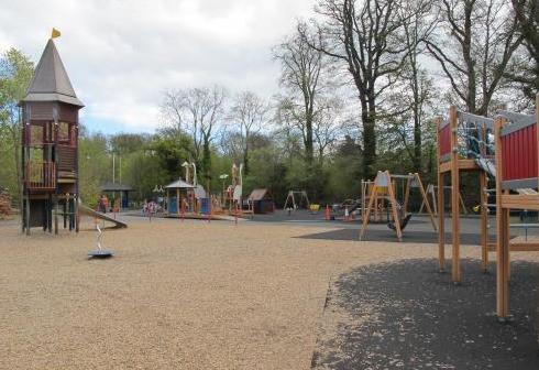Newbridge Playground | Things to do in Dublin | YourDaysOut