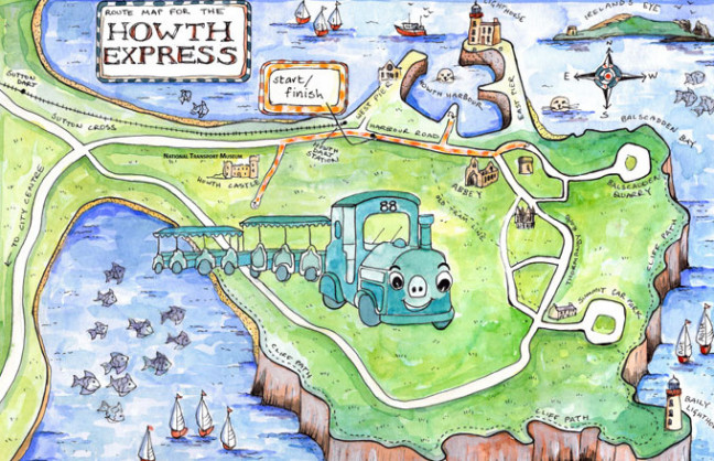 Things to do in County Dublin, Ireland - Howth Express - YourDaysOut