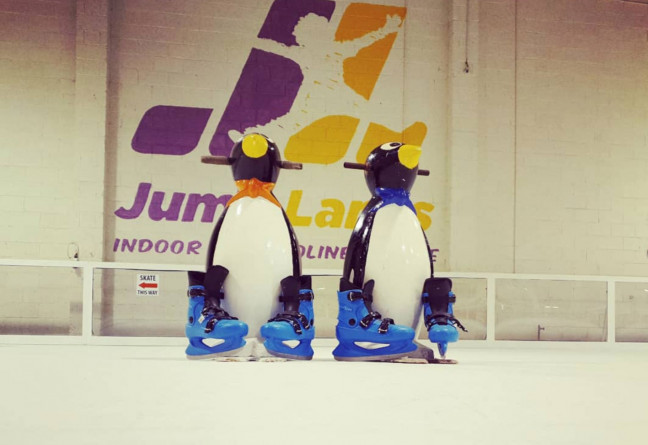 Things to do in County Roscommon, Ireland - JumpLanes Athlone - Mini Ice-Skating Rink - YourDaysOut - Photo 3