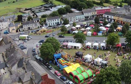 Things to do in County Laois, Ireland - Durrow Scarecrow Festival - YourDaysOut