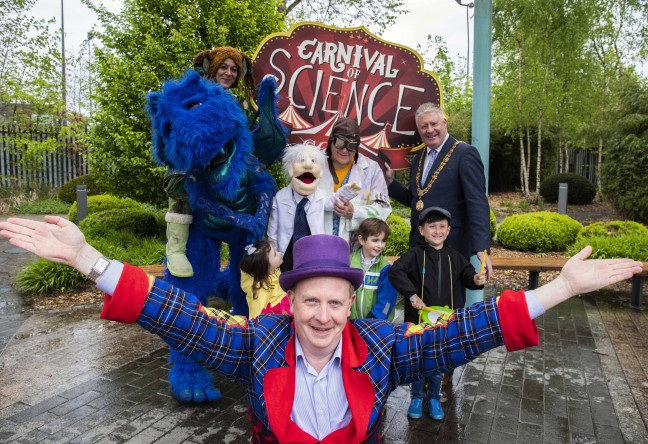 Things to do in County Cork, Ireland - Carnival of Science - YourDaysOut