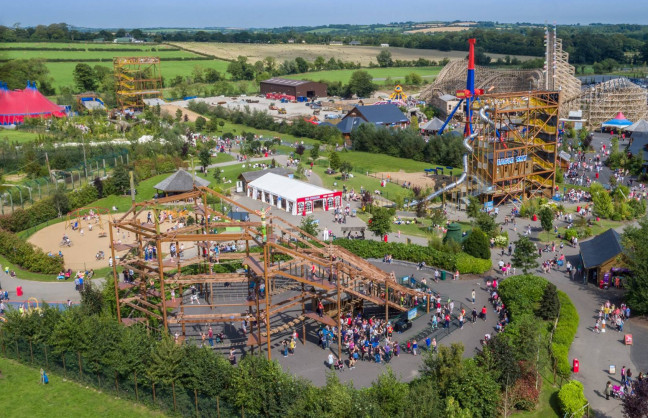 Things to do in County Meath, Ireland - Tayto Park - Tayto Park - YourDaysOut - Photo 1