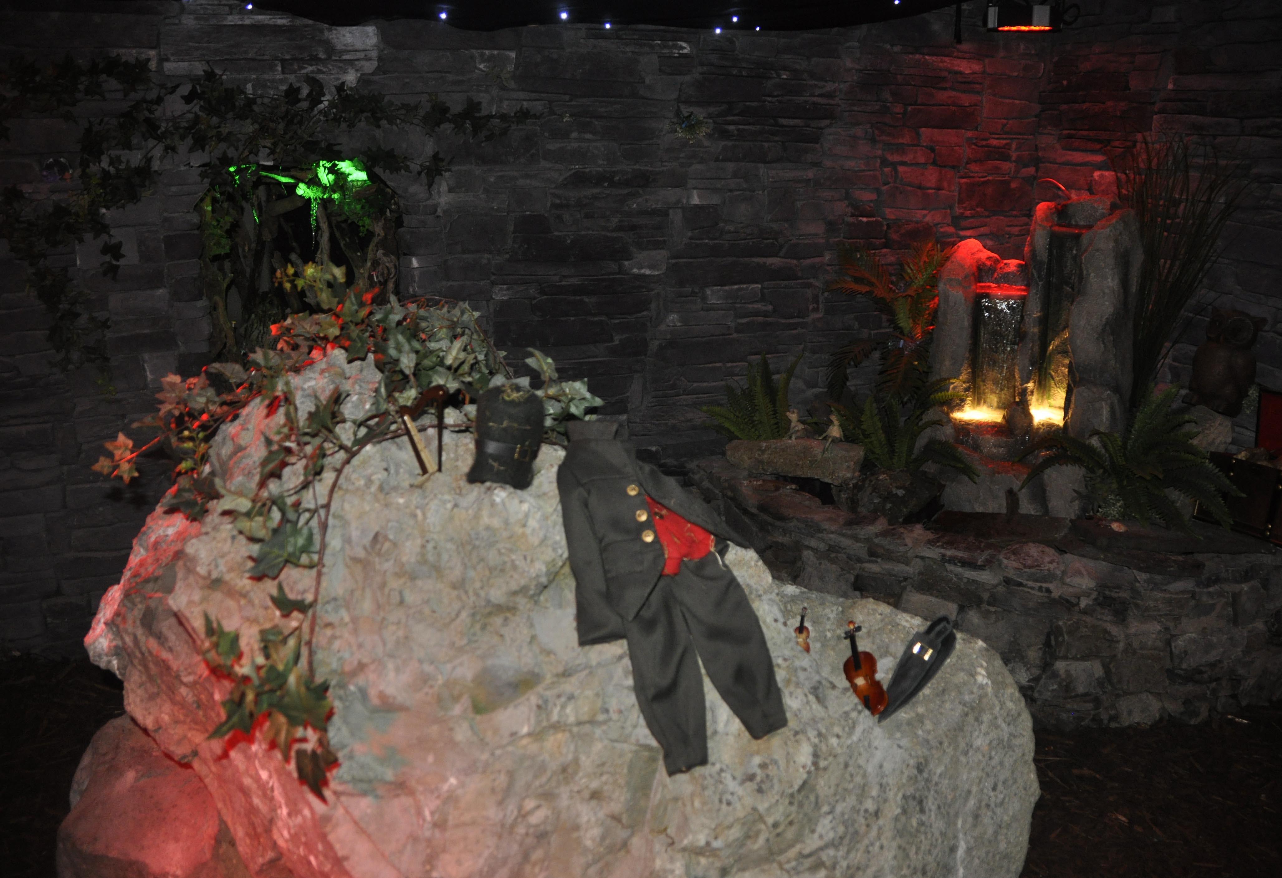 Things to do in County Louth, Ireland - Leprechaun and Fairy Cavern - He left it out for the wash - YourDaysOut - Photo 4