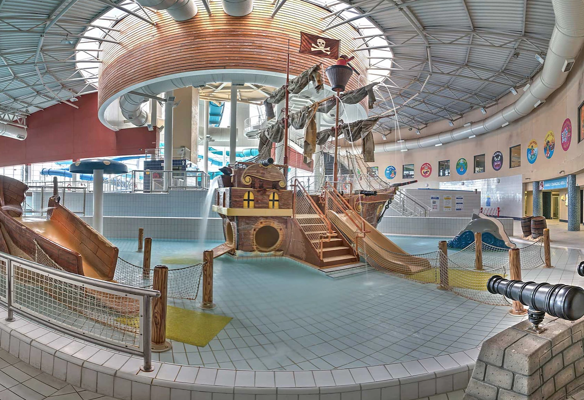 Things to do in County Dublin Dublin, Ireland - National Aquatic Centre-AquaZone - YourDaysOut - Photo 1