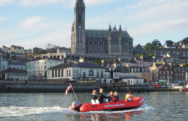 Things to do in County Cork, Ireland - Cork Harbour Boat Hire - YourDaysOut - Photo 1