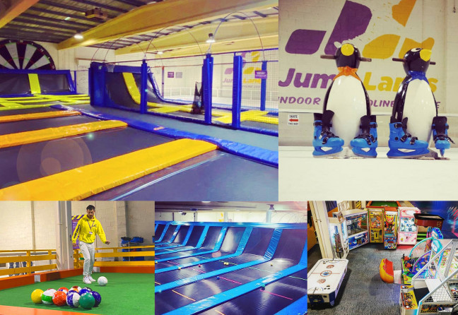 Things to do in County Galway, Ireland - JumpLanes Galway - JumpLanes Galway | Lots of Family Fun - YourDaysOut - Photo 1