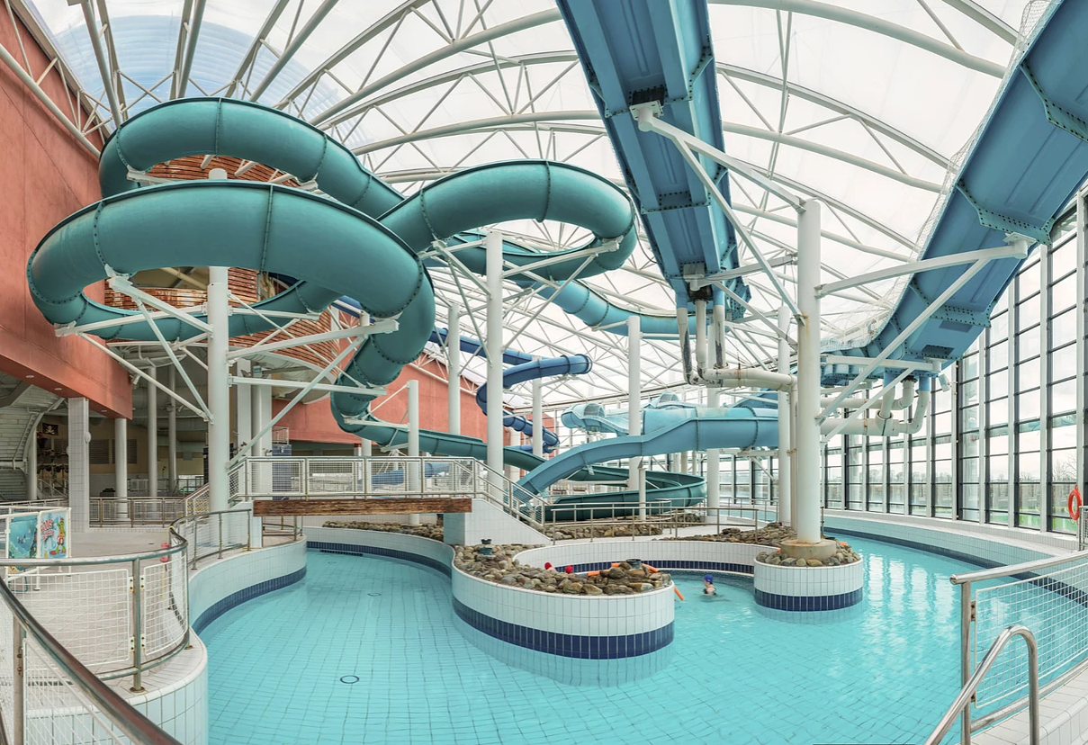 Things to do in County Dublin Dublin, Ireland - National Aquatic Centre-AquaZone - YourDaysOut - Photo 2