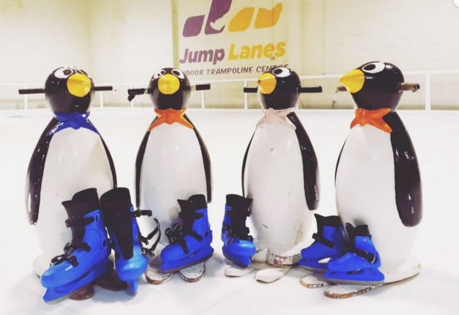 Things to do in County Galway, Ireland - JumpLanes Galway - Year-round Massive Indoor Synthetic Ice Rink - YourDaysOut - Photo 3