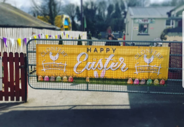 Things to do in County Kildare, Ireland - Easter Egg Hunt |Clonfert Pet Farm - YourDaysOut