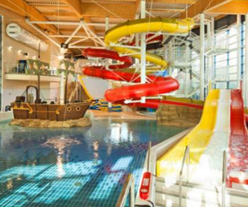 Places To Swim And Slide In Ireland