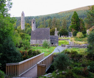 Things to do in County Wicklow, Ireland - Glendalough - YourDaysOut