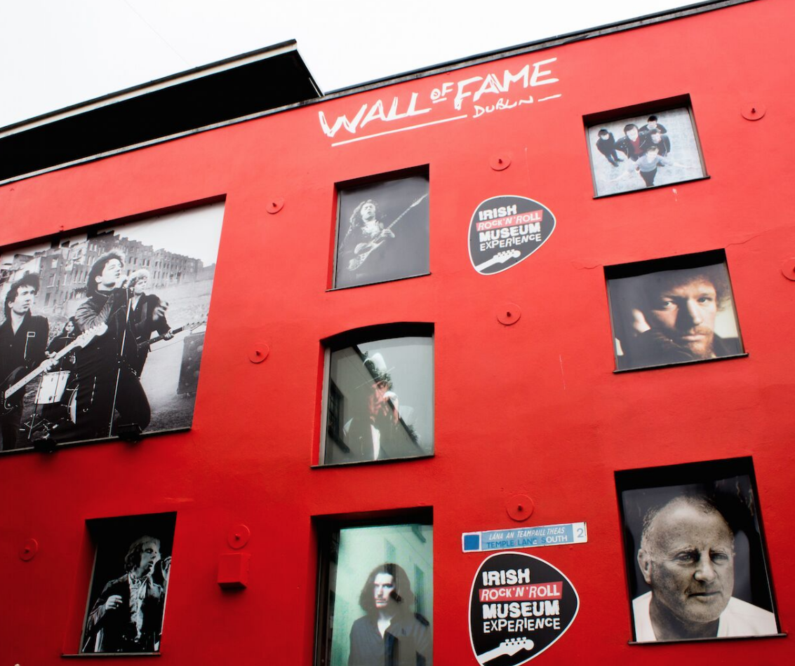 Irish Rock n Roll Museum Experience - YourDaysOut