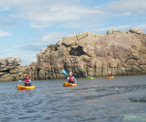 Things to do in County Donegal, Ireland - Rapid Kayaking - YourDaysOut