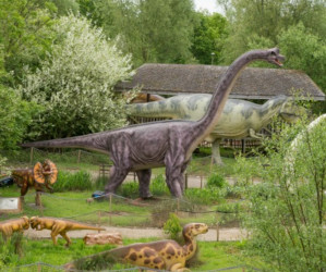 Things to do in England Milton, United Kingdom - Dinosaur and Farm Park - YourDaysOut
