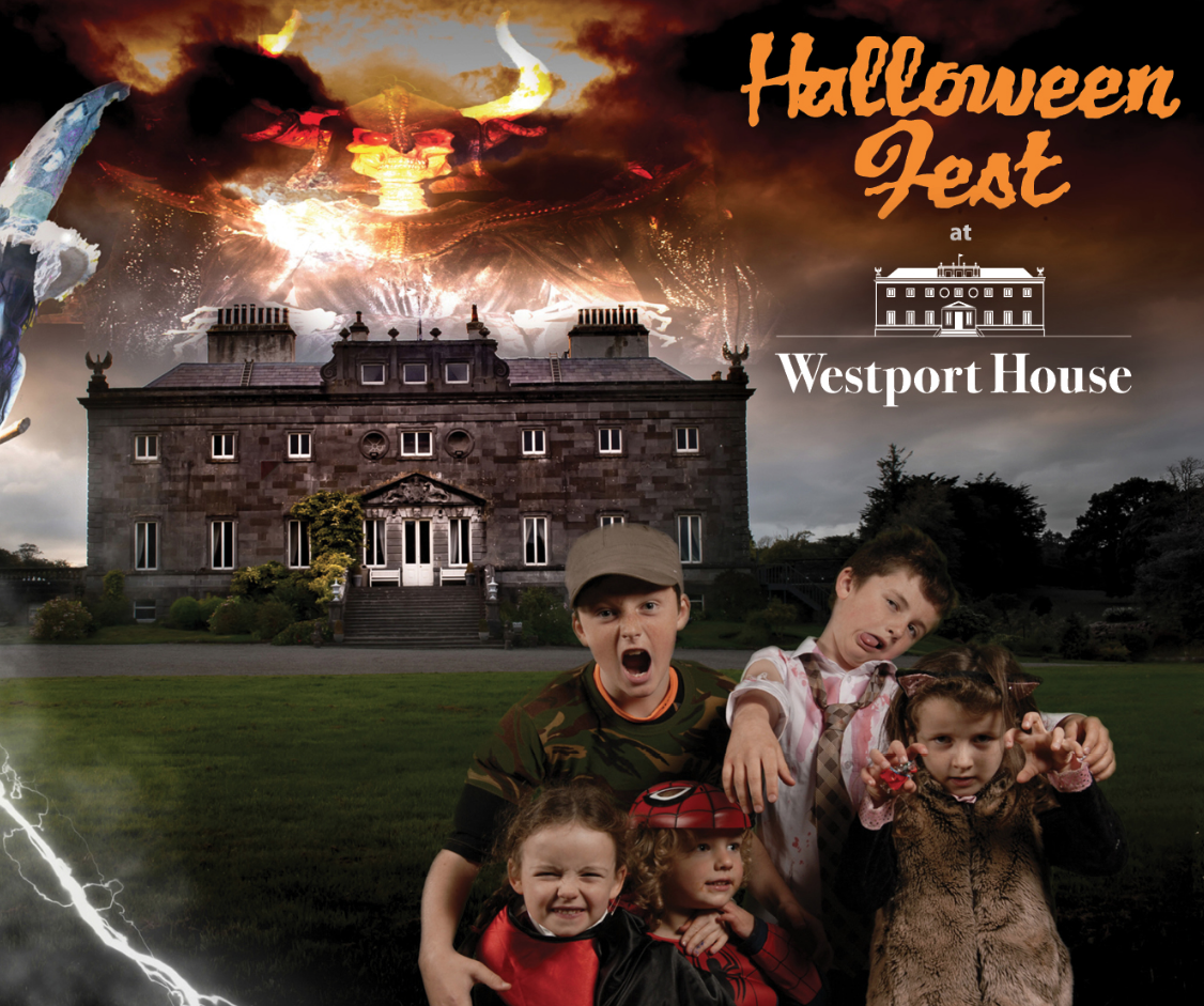 Things to do in County Mayo Westport, Ireland - Halloween Fest at Westport House - YourDaysOut