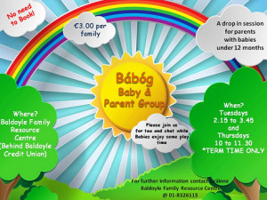Things to do in County Dublin, Ireland - Bábóg - Parent/Baby Support Group - YourDaysOut