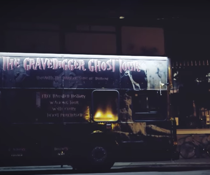 Gravedigger Ghost Bus Tour - YourDaysOut