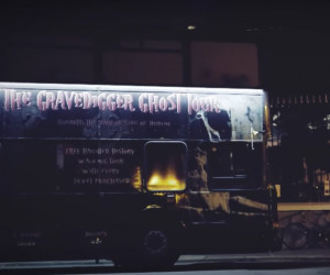 Things to do in County Dublin, Ireland - Gravedigger Ghost Bus Tour - YourDaysOut