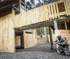 Things to do in County Carlow, Ireland - Special Ops Paintball - YourDaysOut