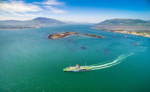 Things to do in County Louth, Ireland - Scenic Carlingford Ferry - YourDaysOut
