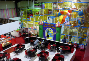 The Playcentre Kingscourt was voted Ireland's best indoor play centre. - YourDaysOut