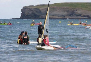Things to do in County Clare, Ireland - Nevsail Watersports Clare - YourDaysOut