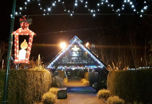 Win a free family pass to Santa's Workshop at Delta Sensory Gardens - YourDaysOut