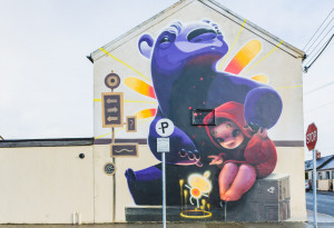 Things to do in County Waterford, Ireland - Waterford Walls Festival - YourDaysOut