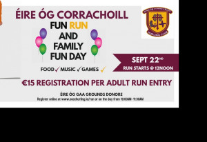 Things to do in County Kildare, Ireland - Eire Og GAA Family Fun Day & 5K Run - YourDaysOut
