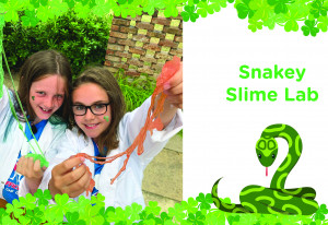 Things to do in County Wicklow, Ireland - Snakey Slime Lab - YourDaysOut