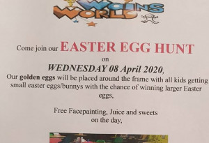 Things to do in County Donegal, Ireland - EASTER EGG HUNT | Wains World Buncrana - YourDaysOut