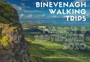 Things to do in Northern Ireland Limavady, United Kingdom - Carrowmena Activity Centre Binevenagh Hill Walk - YourDaysOut
