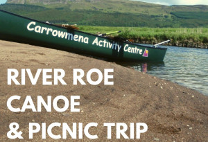Things to do in Northern Ireland Limavady, United Kingdom - Carrowmena RiverRoe Canoe Trip - YourDaysOut