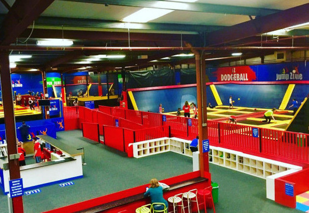 Jump Zone, Santry - YourDaysOut