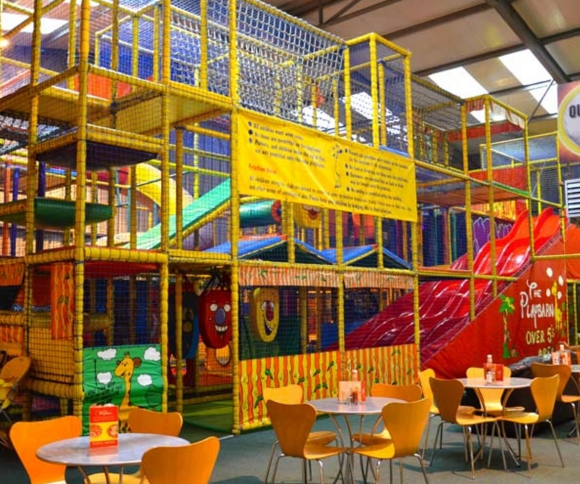 The Playbarn - YourDaysOut