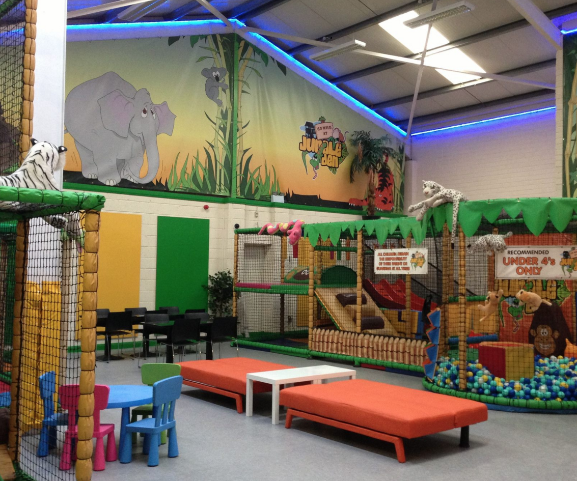 Jungle Den, Naas - YourDaysOut