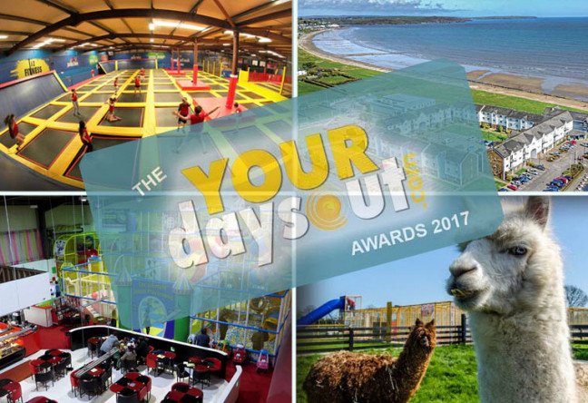 The winners of 2017 YourDaysOut awards have been announced - YourDaysOut