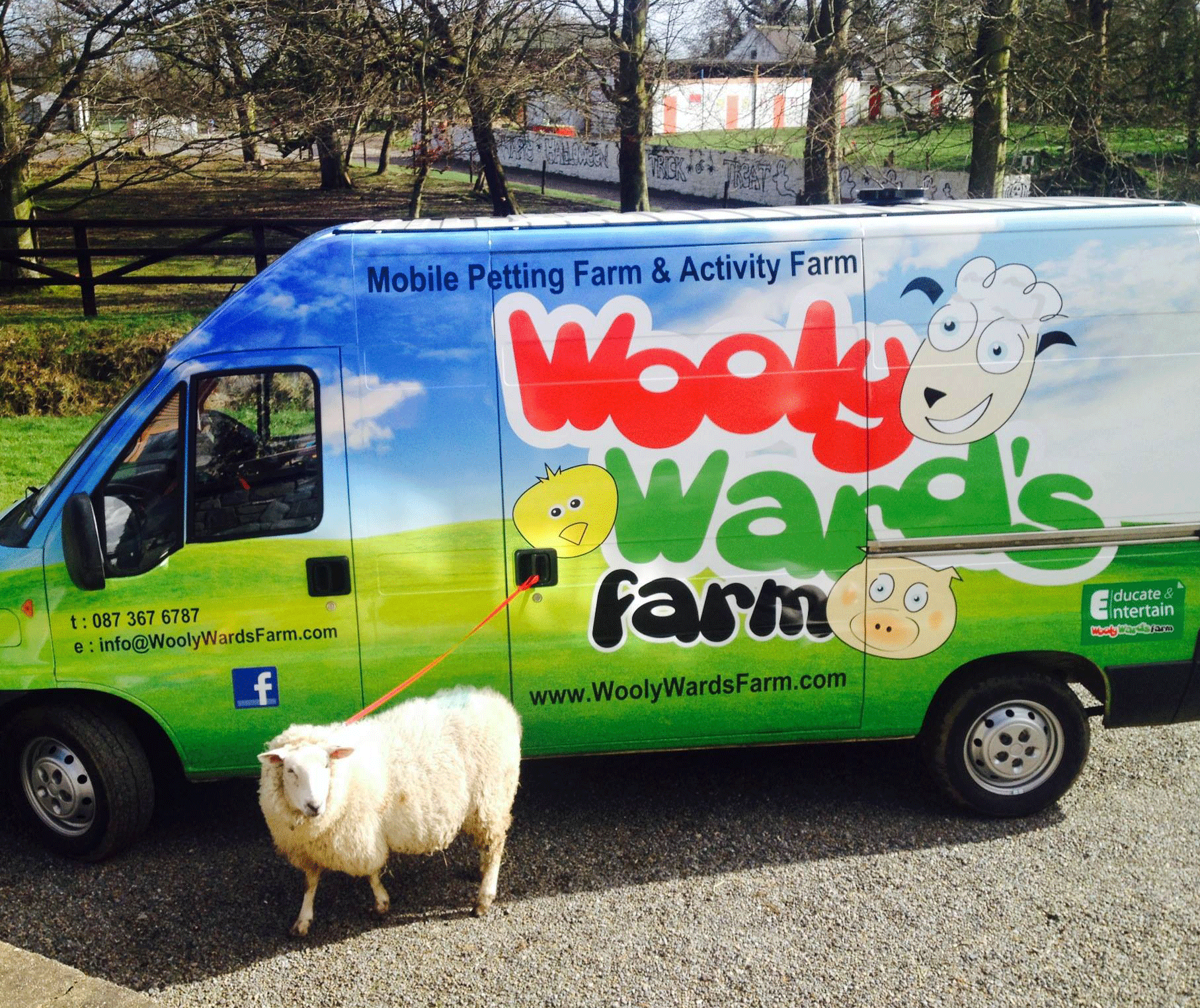 Wooly Farm - YourDaysOut