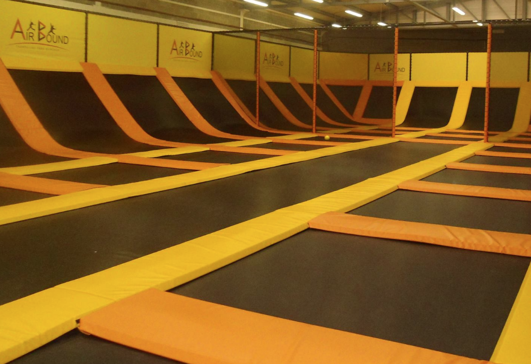 Airbound  Trampoline Park - YourDaysOut