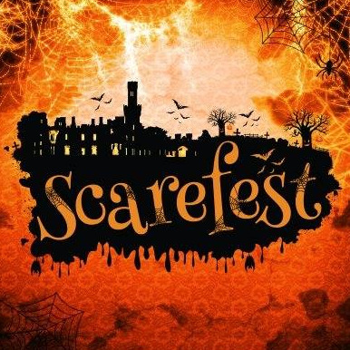 Night at the Museum | Scarefest Carlow logo