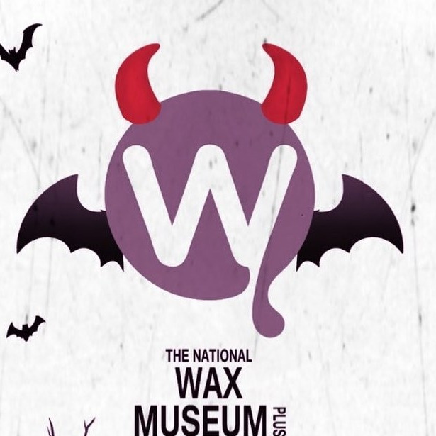 Halloween at the Wax Museum logo