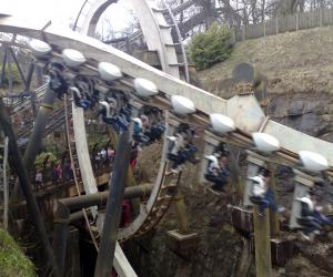 Things to do in England Stoke-on-Trent, United Kingdom - Alton Towers - YourDaysOut